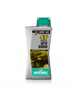 Motorex Λάδι 4T ATV QUAD 10W/40 Ημισυνθετικό 1 Lt