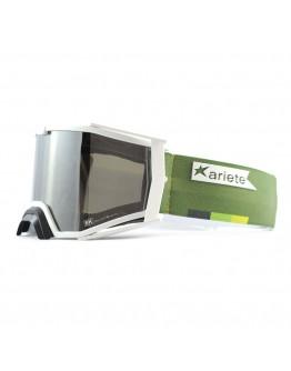 Ariete Μάσκα MX 8K Top 14960-T044 White/Khaki