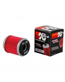 K&N Φίλτρο Λαδιού Yamaha KN-141