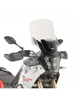 Givi Ζελατίνα Yamaha Tenere 700 19-21 Clear
