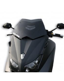 Malossi Ζελατίνα Yamaha T-Max 530 12-16 Sport Dark Smoke