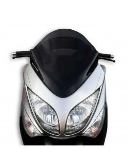 Malossi Ζελατίνα Yamaha T-Max 500 08-11 Sport Dark Smoke