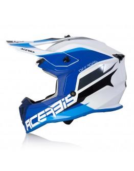 Acerbis Linear White/Blue