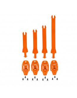 Acerbis X-Team Σετ Ιμάντες Orange