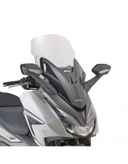 Givi Ζελατίνα Honda Forza 125/350 21-22 Clear