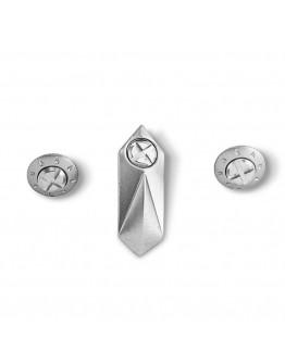 Acerbis Βίδες Γείσου Jet Aria Silver