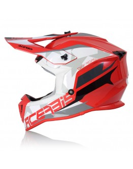 Acerbis Linear Red/White