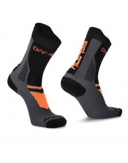 Acerbis MTB Track Κάλτσες Black/Orange