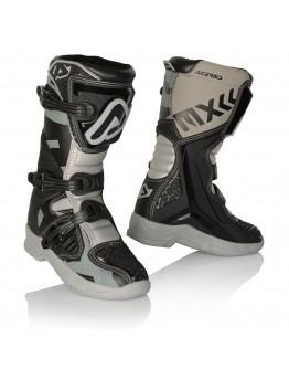 Acerbis Μπότες X-Team Kid Black/Grey