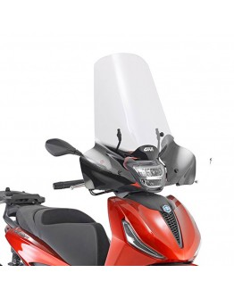 Givi Ζελατίνα Piaggio Beverly 300 HPE 21 Clear