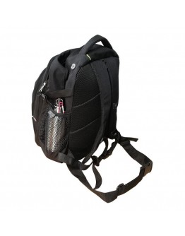 Nordcode Σακίδιο Πλάτης Rider Bag Black/Fluo