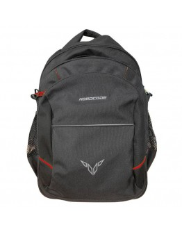 Nordcode Σακίδιο Πλάτης Rider Bag Black/Red