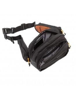 Nordcode Τσαντάκι Μέσης Front Bag Black