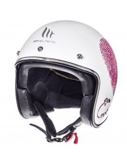 MT Le Mans 2 SV Love White/Fuchsia