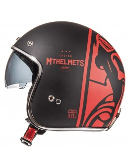 MT Le Mans 2 SV Divenire Matt Black Red
