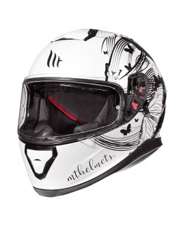 MT Thunder 3 SV Vlinder White/Black