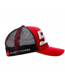 Marc Marquez Trucker Big 93 Καπέλο Red