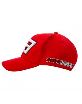 Marc Marquez 93 Καπέλο Red