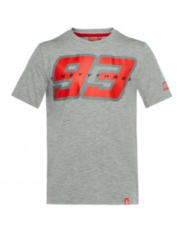 Marc Marquez 93 Big Ant T-Shirt Antracite
