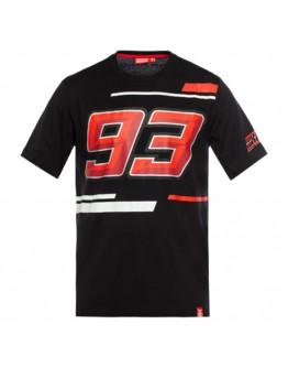 Marc Marquez 93 T-Shirt Black