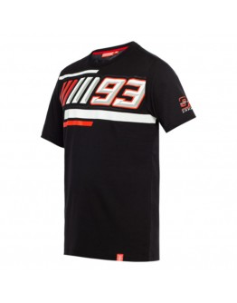 Marc Marquez MM93 T-Shirt Black
