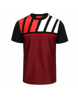 Marc Marquez Mesh T-shirt Black/Red