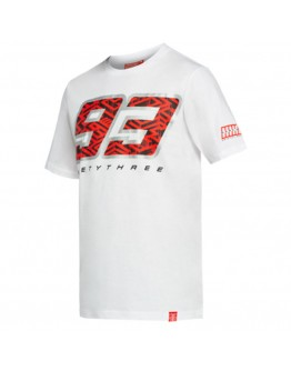 Marc Marquez Ninety Three T-Shirt White