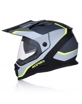 Acerbis Reactive Graffix Black/Grey