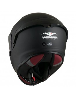 Vemar Hurricane Black Matt