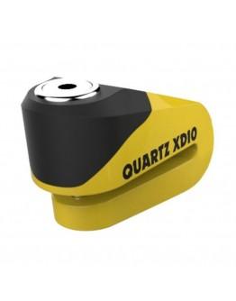 Oxford Κλειδαριά Δίσκου XD10 Yellow/Black