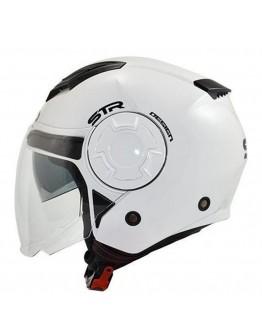 STR Tron White