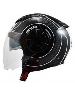 STR Tron Black/White