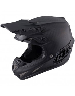 TLD SE4 Carbon Midnight Black Matt