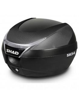 Shad Βαλίτσα SH34 34lt Carbon