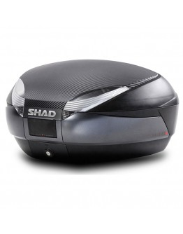 Shad Βαλίτσα SH48 48t Carbon & Backrest