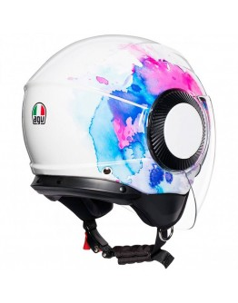 AGV Orbyt Mayfair White/Purple