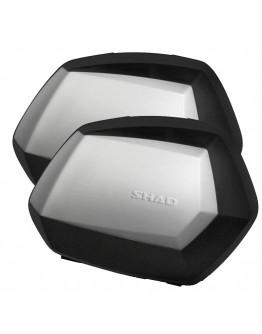 Shad Βαλίτσες Πλαϊνές SH35 35lt Silver