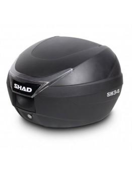 Shad Βαλίτσα SH34 34lt Black