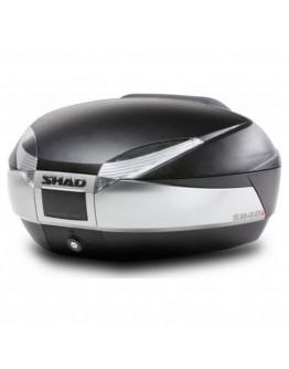 Shad Βαλίτσα SH48 48t Black/Titanium
