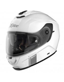 X-lite X-903 Modern Class N-Com Microlock2 3 Metal White