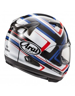 Arai QV Charged Blue
