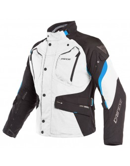 Dainese Dolomiti Gore-Tex Jacket Light-Gray/Black/Electron-Blue