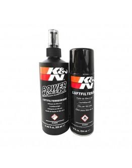 K&N Καθαριστικό Κιτ Φίλτρο Αέρα