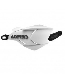 Acerbis Χούφτες X-Factory White/Black