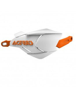 Acerbis Χούφτες X-Factory White/Orange
