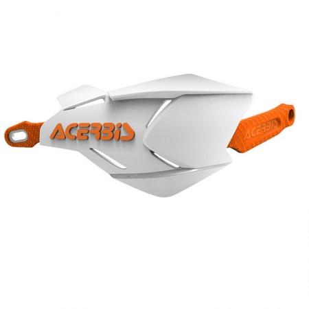 Acerbis Χούφτες X-Factory White/Orange