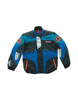 Acerbis Profile 04 Enduro Jacket Blue