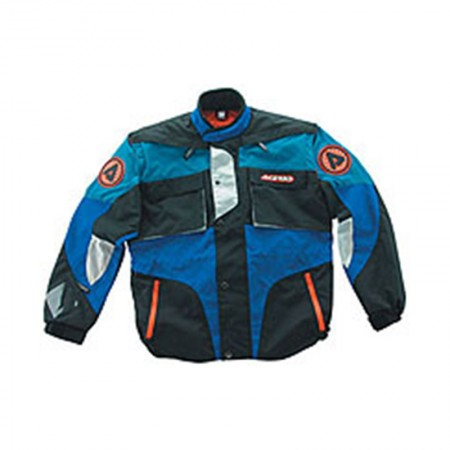Acerbis Profile 04 Enduro Jacket Blue
