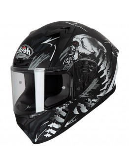 Airoh Valor Shell Black Matt