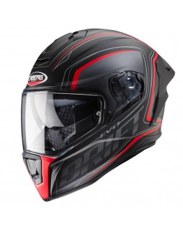 Caberg Drift Evo Integra Black Matt/Antracite/Red Fluo